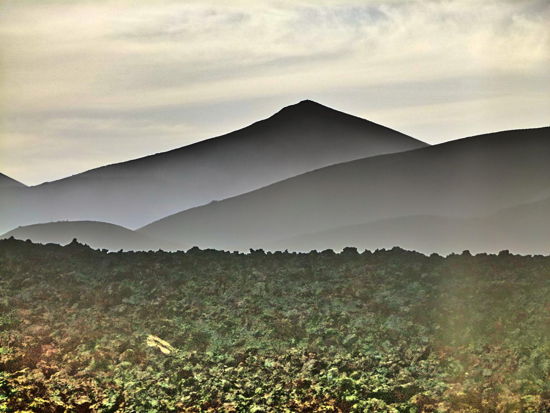 Lavafelder im Timanfaya Nationalpark