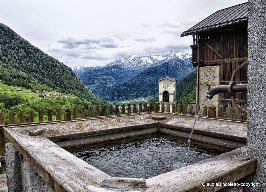 lavatoio in val di pejo Foto % Immagini| paesaggi, montagna, natura Foto su  fotocommunity