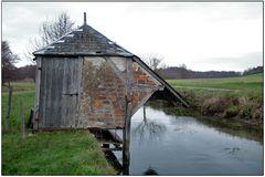 Lavoir sur la Cléry (Loiret)