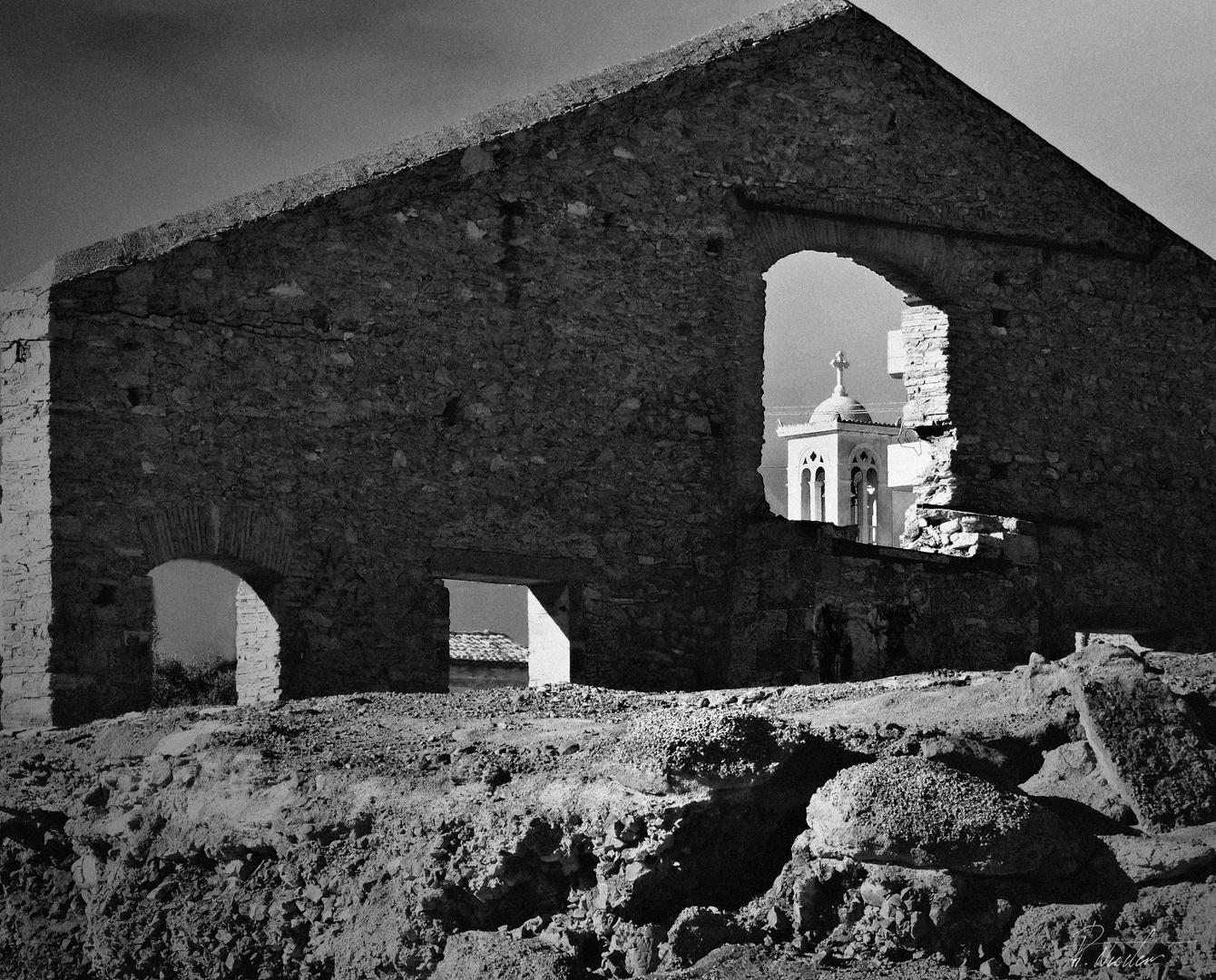 Lavrio Hafen, Attika