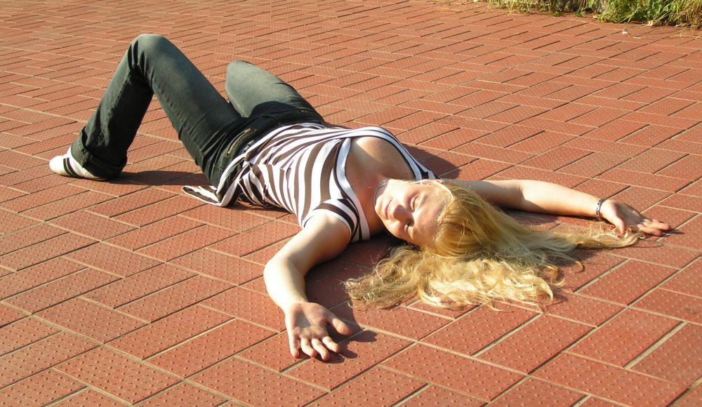 Lay down Jenny