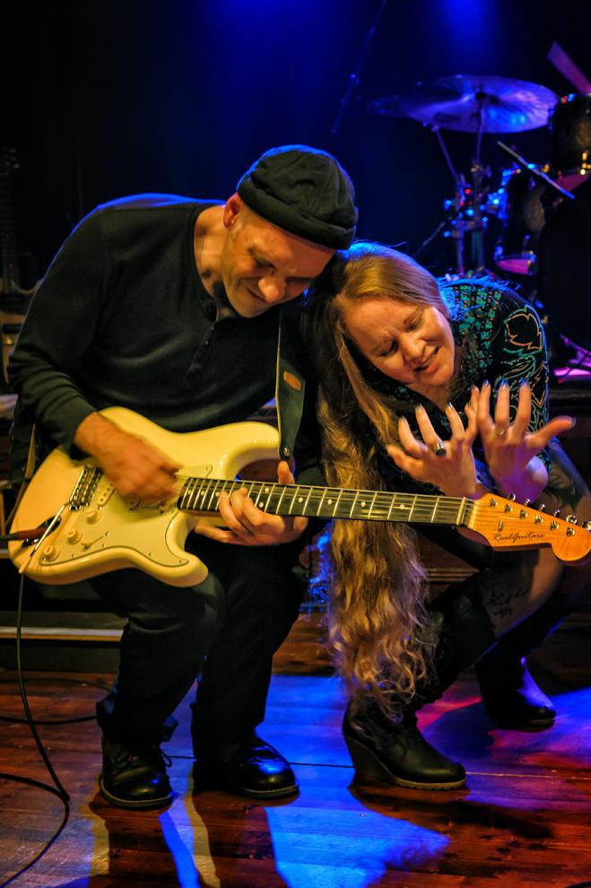 Layla Zoe und Jens Filser