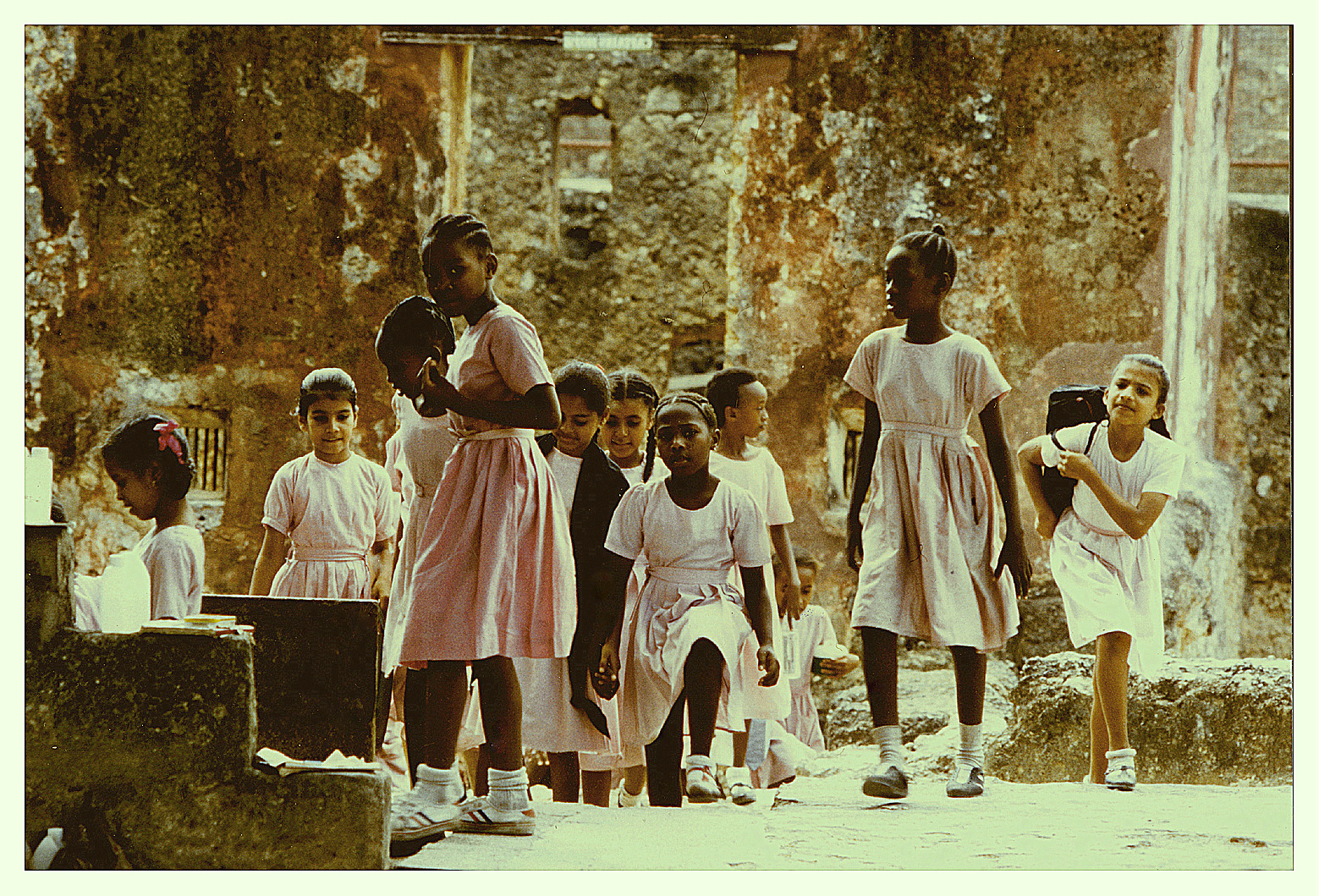 le bambine di mombasa