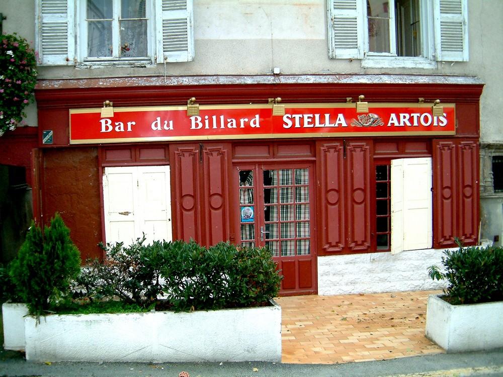 le bar de ST Galmier