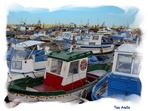Le barche di Porticello..