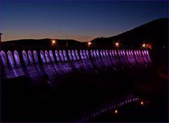 le barrage est allumé