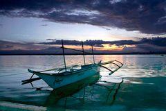 Le bateau d'Island French Resort