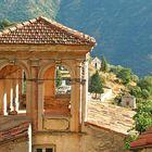 Le belvedere d'Eleonore . village de LAMA . (Corsica)