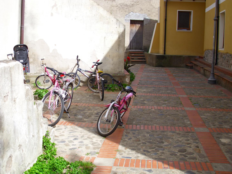 Le Biciclette al sole