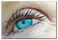 le bleu de mes yeux ......