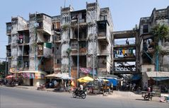 Le Building, Phnom Penh, Cambodia