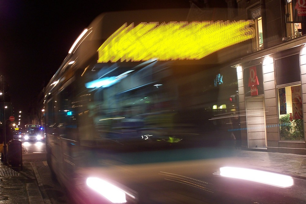 Le bus fantome