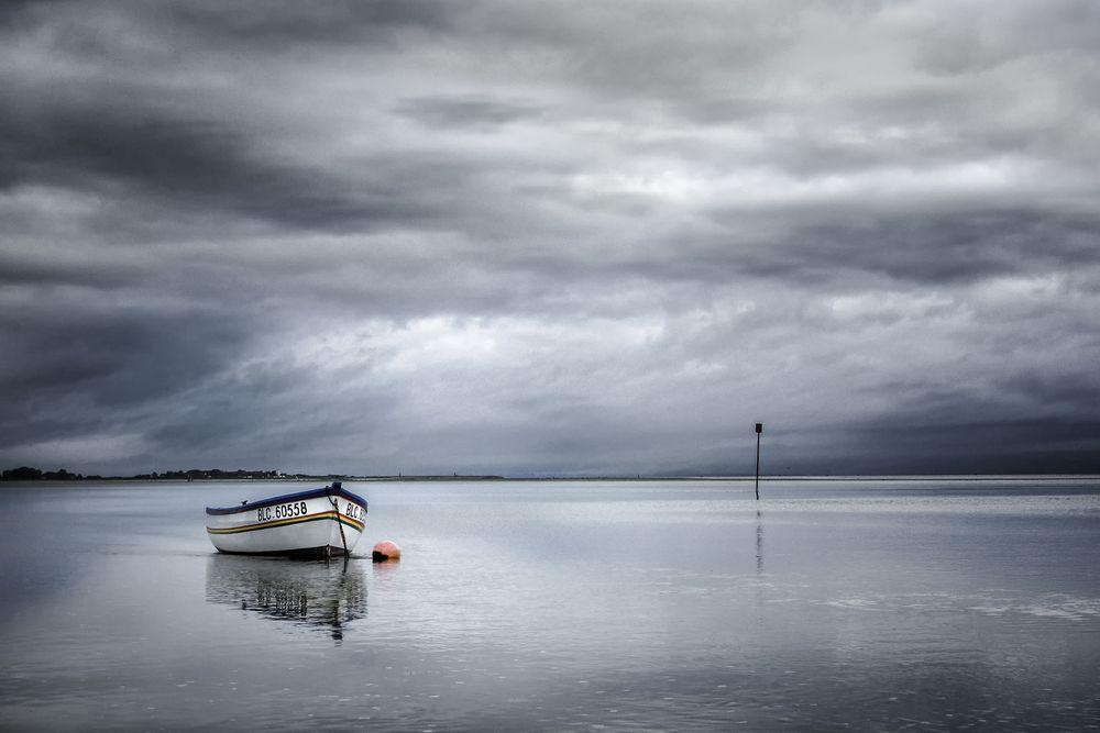 Le Calme avant la tempête (Baie de Somme)