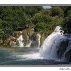 Le Cascate del Fiume Krka