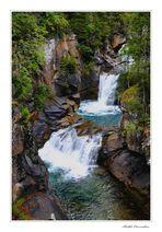 Le cascate di Paneveggio