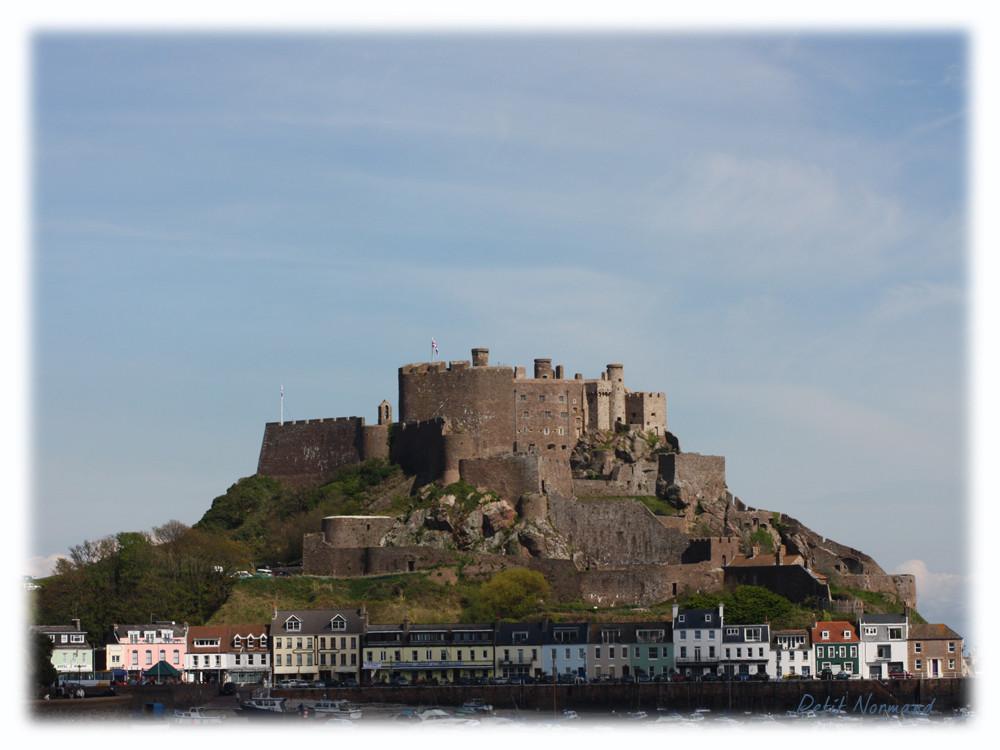 le chateau de Gorey
