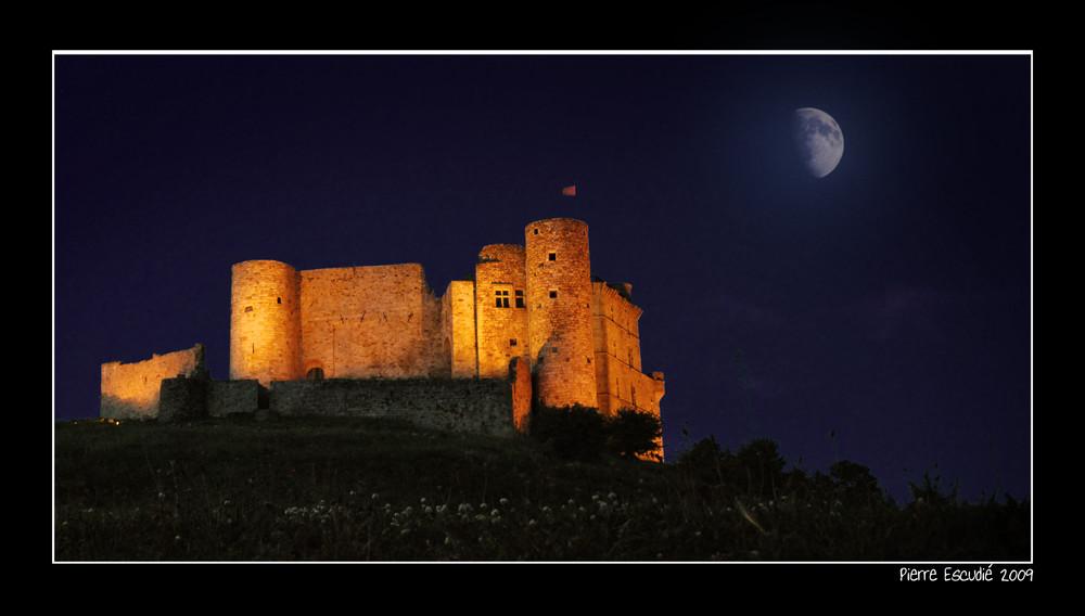 Le chateau de PORTES ( 30 )