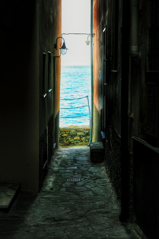 Le chemin (20).....cela se termine à la mer