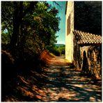 Le chemin d'ombres