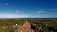 le chemin vers la mer
