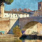 """Le Chiese di Roma: """"Basilica di San Bartolomeo all'Isola"""""""