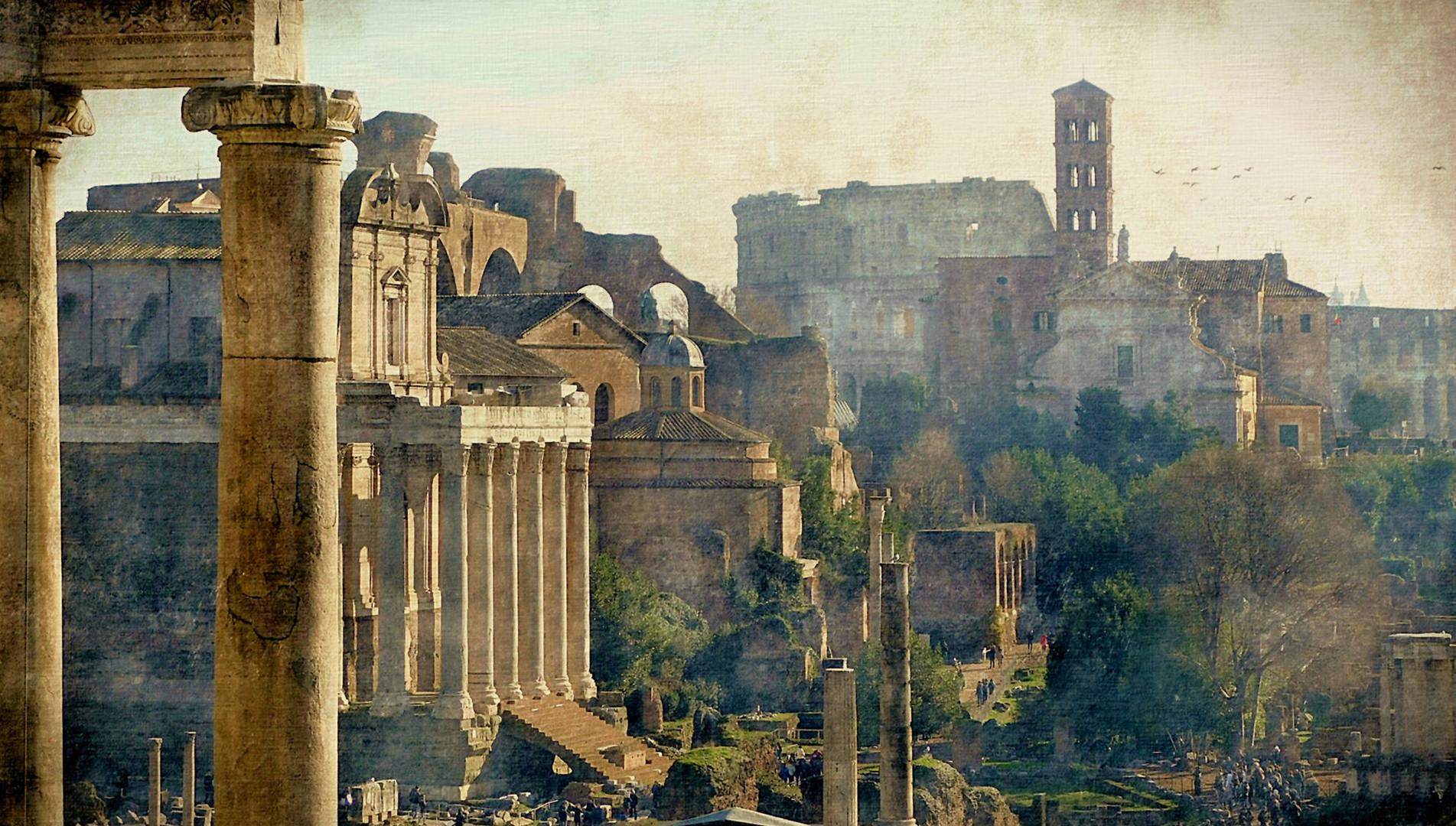 "Le Chiese di Roma: ""Chiesa di San Lorenzo in Miranda"""