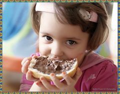 """le chocolat-amie ;-)"""