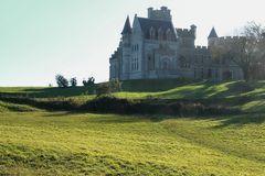 Le château d'ABBADIA !