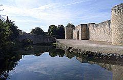 Le château de Brie-Comte-Robert