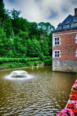 Le Château de Fond l'Evêque