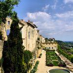 Le château de Lauris