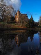 le Château de Maulmont en Auvergne