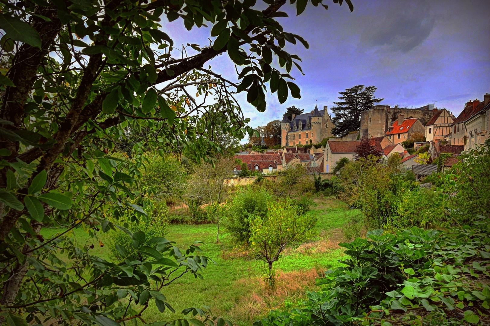 Le château de Montrésor / Val de Loire