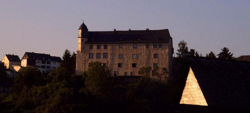Le château de Schadeck