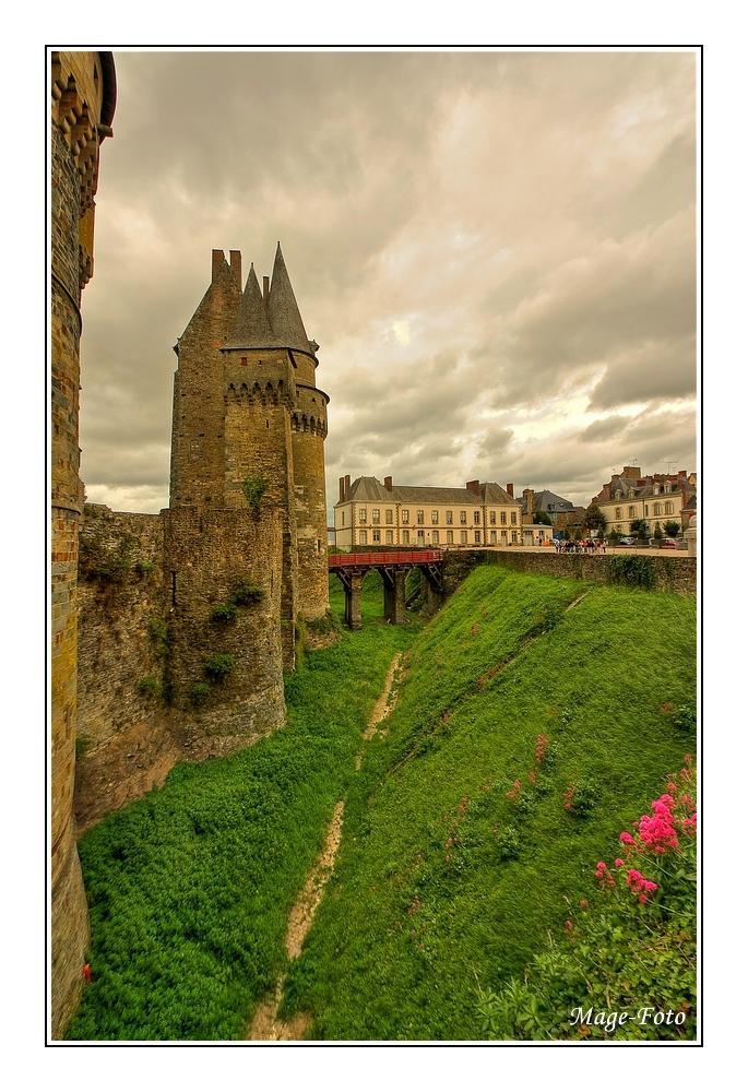 Le Château de Vitré 3