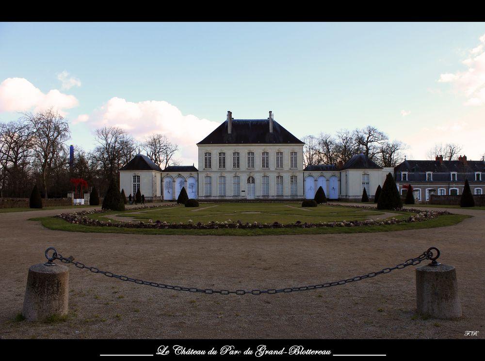 Le château du Parc du Grand-Blottereau (Nantes)