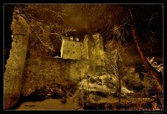 Le château hanté
