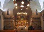 Le Chœur de l'Eglise Sant Corneli y Sant Cebria -- Ordino