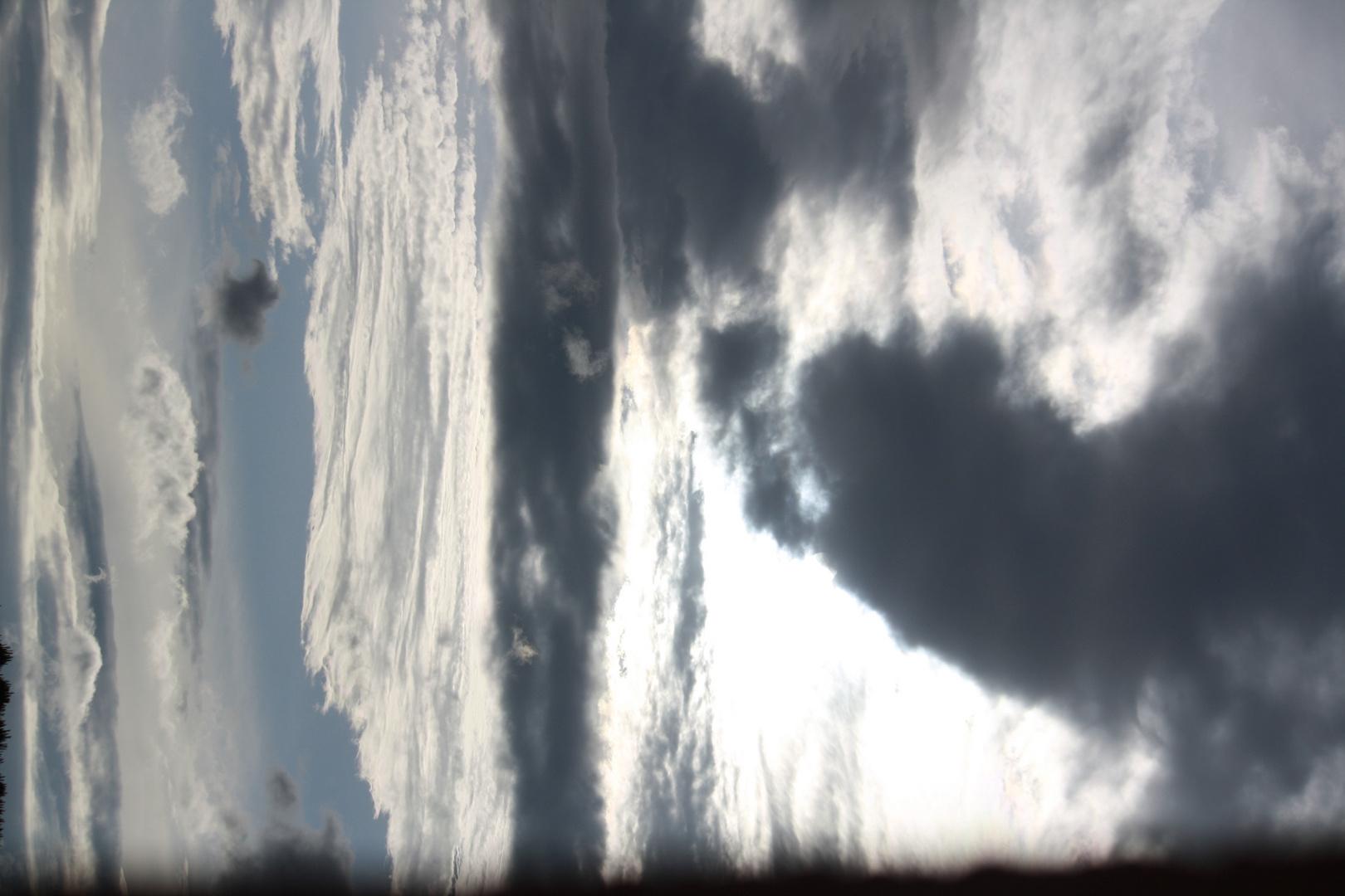 Le ciel .