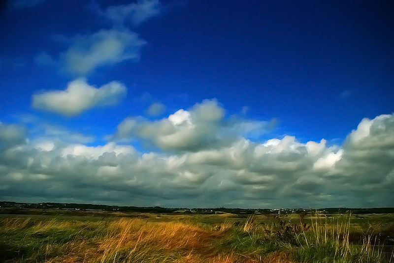 Le ciel de Guérande -2
