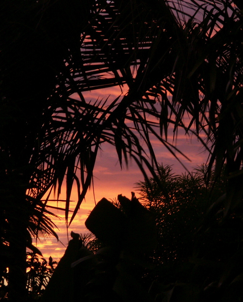 Le ciel de La Réunion