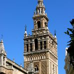 Le clocher de la cathédrale de Séville