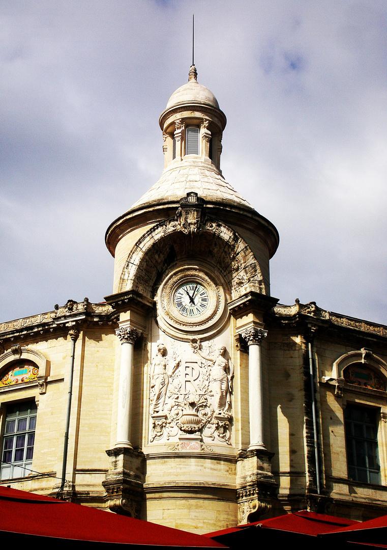 Le Clocher de Nîmes !