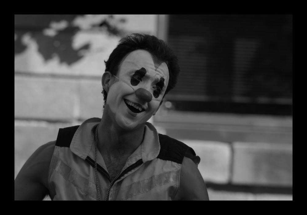 Le clown ^^