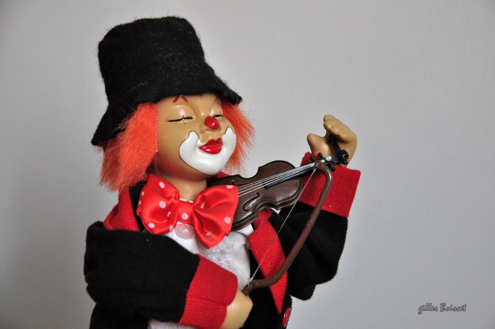le clown musical