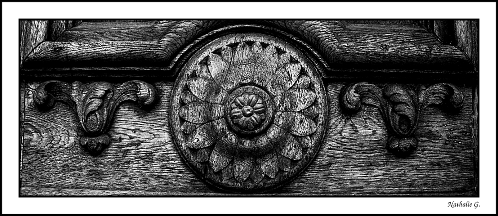 Le coeur de la porte