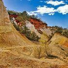 Le colorado Provençal et ses ocres