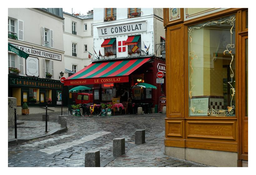 - Le Consulat - Paris / Montmartre