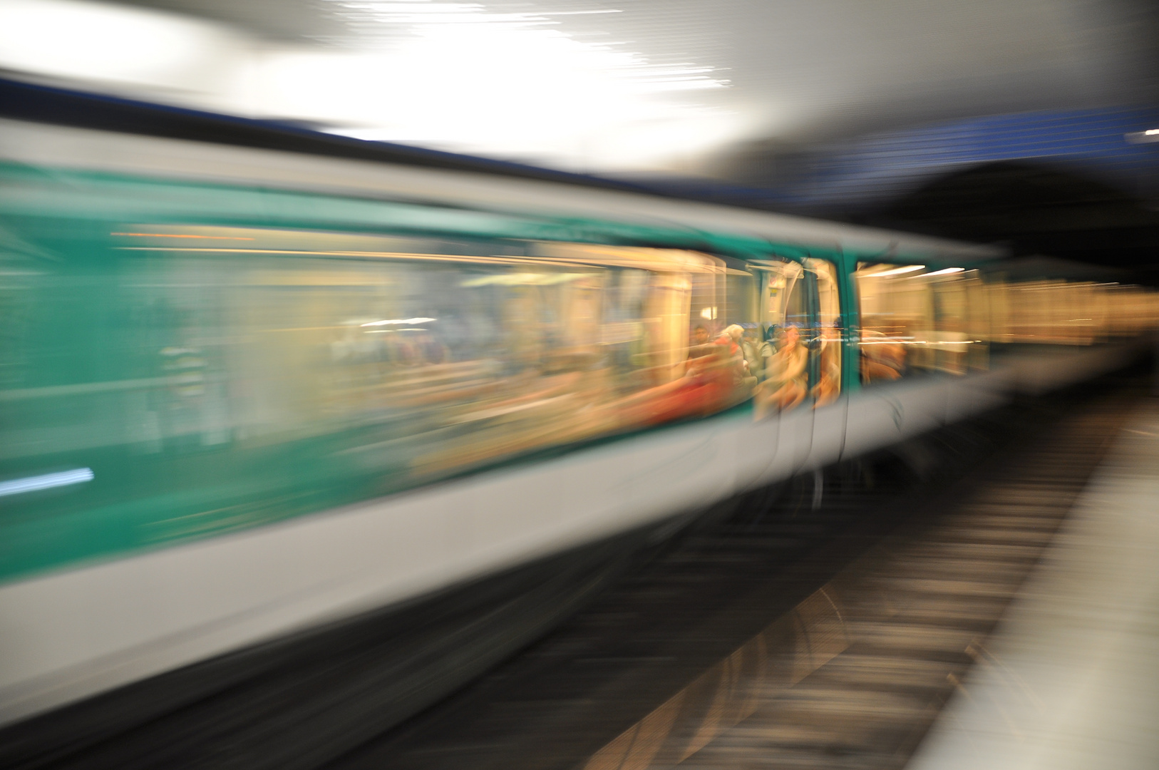 Le dernier Metro