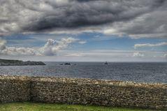 Le dernier vert ....... dans le Finistère